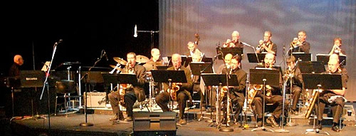 Arrowsmith Big Band