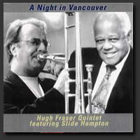 Hugh Fraser with Slide Hampton